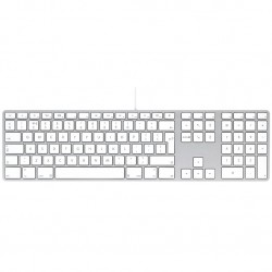 Apple Keyboard con tastierino numerico
