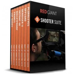 Trapcode Shooter Suite