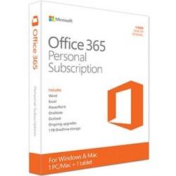 Microsoft Office 365 Personal - 1 anno