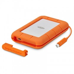 LaCie Rugged con USB-C